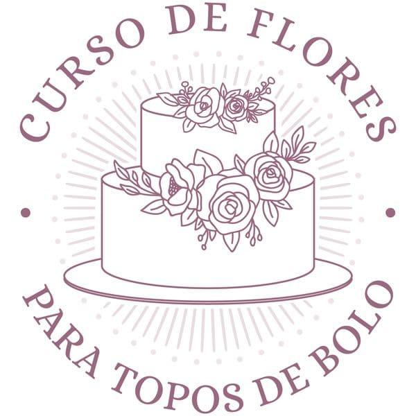 Curso de Flores para Topo de Bolo tutorial
