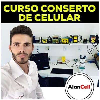 Curso Conserto de Celular Alan Cell