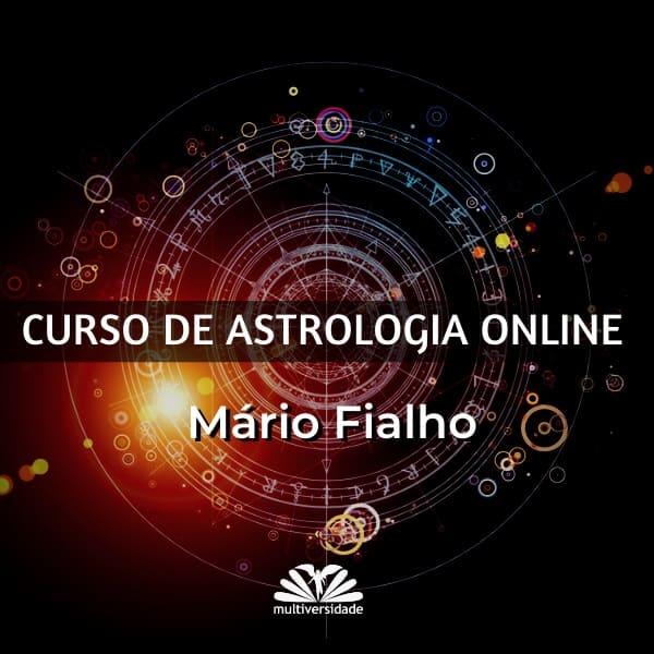 CURSO ONLINE DE ASTROLOGIA INTEGRAL – FORMAÇÃO PROFISSIONAL