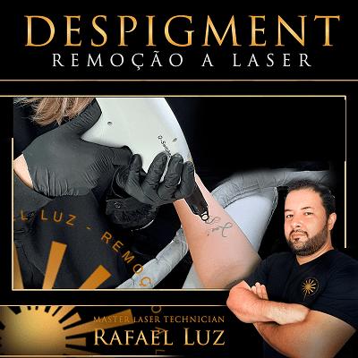Curso DESPIGMENT - Remoção a Laser de Tatuagem e Micropigmentação de Sobrancelhas