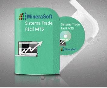 Sistema Trade Fácil MT5 Template BMF Bovespa