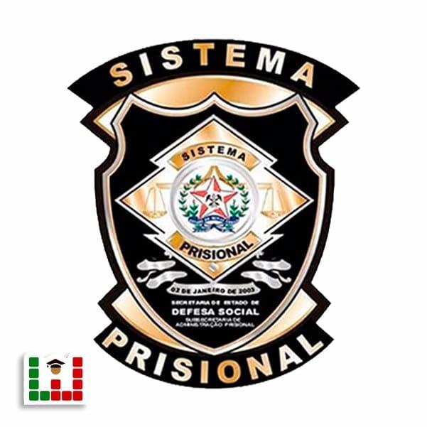 CURSO POLÍCIA PENAL MG - ( AGENTE PENITENCIÁRIO MG )