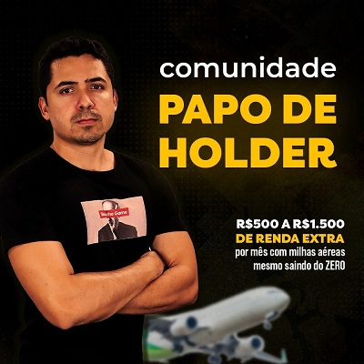 Comunidade Papo de Holder