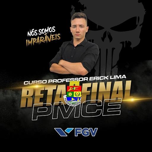 Curso Professor Erick Lima - Reta Final PMCE