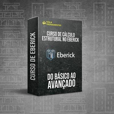 Curso de Cálculo Estrutural no Eberick (Básico ao Avançado)