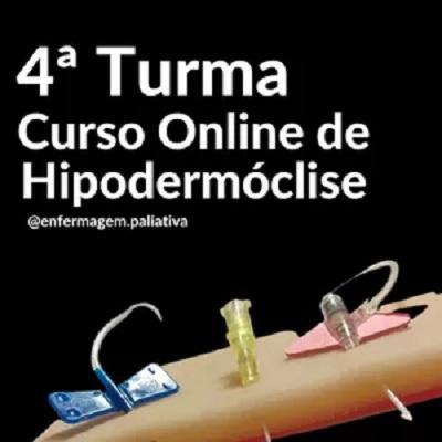 Curso online de Hipodermóclise
