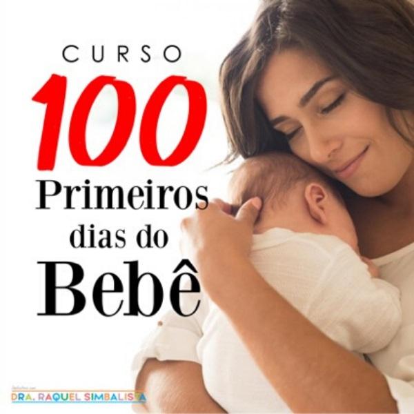 Os 100 primeiros dias do bebê