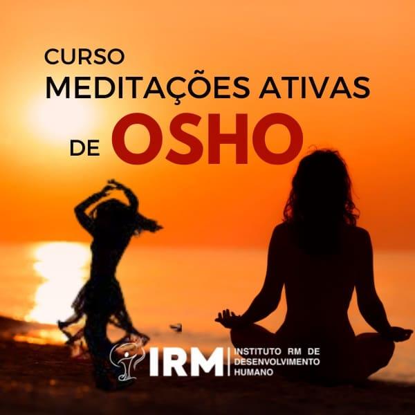 Curso Meditações Ativas de OSHO com Renato Morais