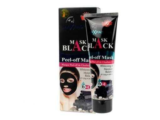 <h3>PAGA 4 Y LLEVATE 5 A CASA !!</h3> Mantén tu piel suave y limpia, eliminado las células muertas y revitalizando la piel.  ¡Descubre tu belleza interior natural con la mascarilla de carbon y Bamboo! MASCARILLA FACIAL PARA BLANQUEAMIENTO X 5