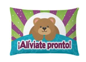 "<b>Cojín Aliviate Pronto Osito</b>  <b>""Little detail"" </b>  <b>suave,</b><b>cómodo y fresco</b>  <b>Tamaño 42 x 30 cm </b>  <b>PRECIO ESPECIAL A MAYORISTAS</b>  <b>mayoreo@comprastodo.com</b> Cojín Osito"