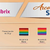 colibrix ARCOIRIS NEON Colibrix <ul>  <li>Rojo</li>  <li>Naranja</li>  <li>Amarillo Huevo</li>  <li>Verde Hoja</li>  <li>Turquesa oscuro</li>  <li>Fiucsa oscuro</li> </ul> Arcoiris 6 colores Neon Colibrix 50g