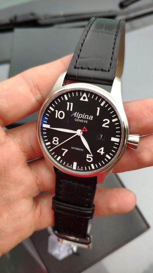 Alpina Geneve reloj para caballero