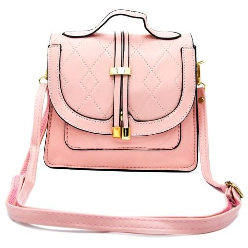 bolsa para dama Color Salmon Bolsa para Dama LK-218-S