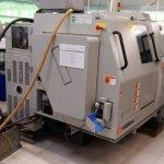 Makinate | Tornio CNC a fantina mobile HANWHA STL 32H usato (1)