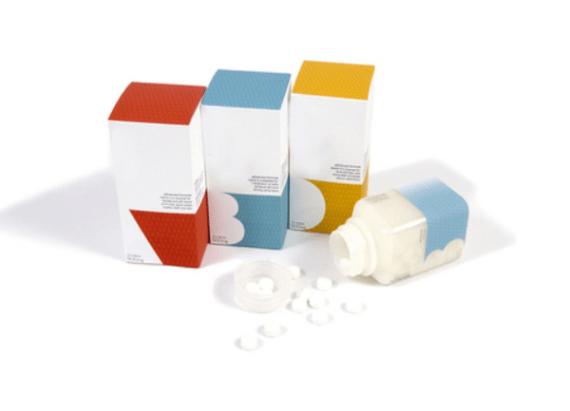 Makinate | Imballaggio farmaceutico o nutraceutico