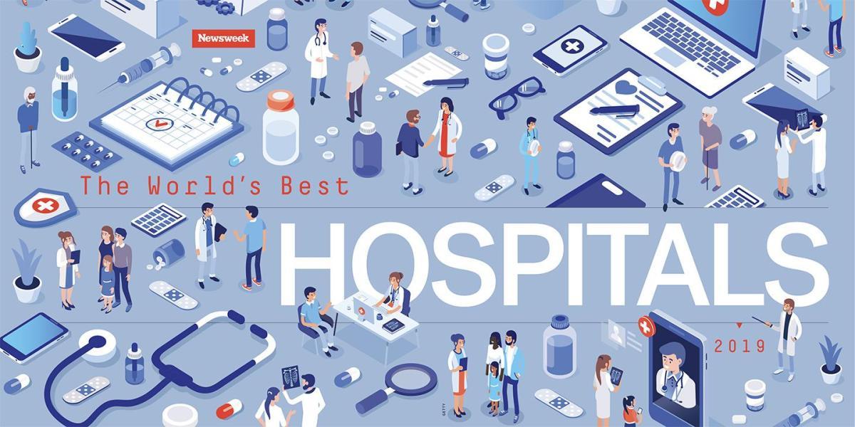 10 best hospitals