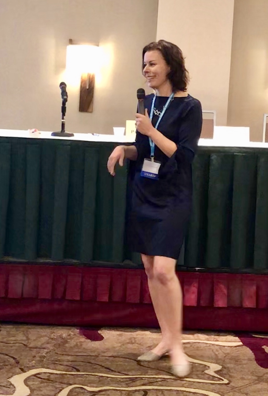 Rebecca Parish, MD, Speaks to the CA State Bar Association