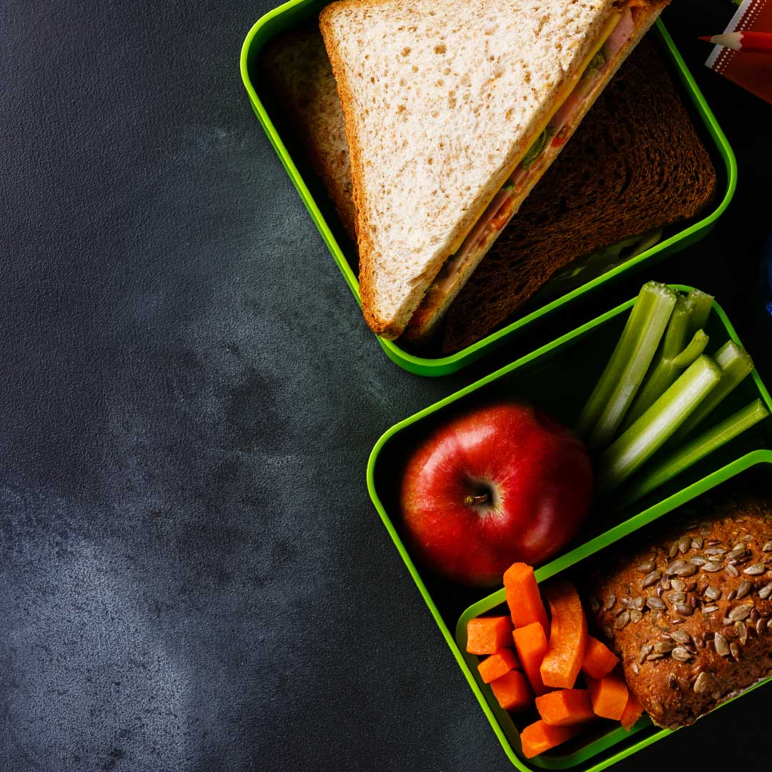Back to School Lunch Inspiration