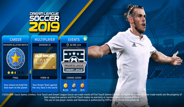 dream league soccer 2019 download highly compressed
