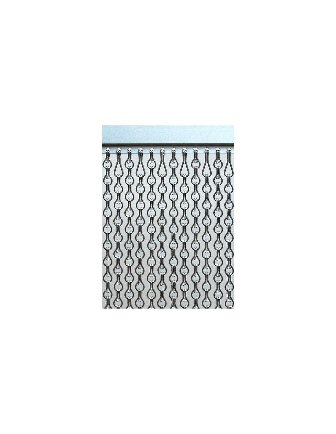 Cortina Exterior Antimoscas de aluminio KZ a medida