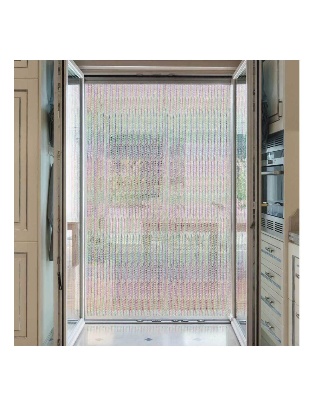 Cortina PVC exterior antimoscas a medida Primavera