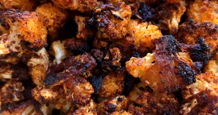 Kick-Ass Cowboy Cauliflower