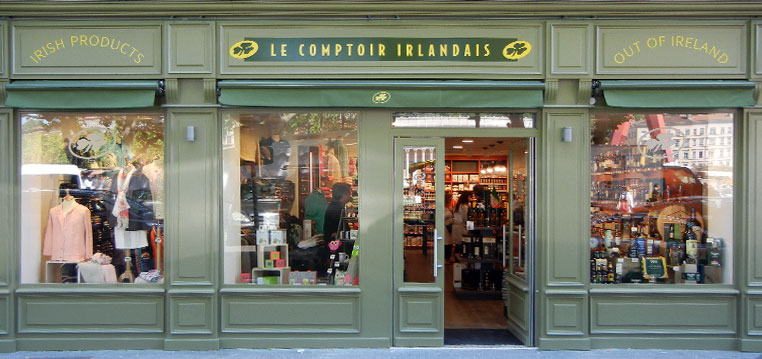 magasin lyon textile whisky the