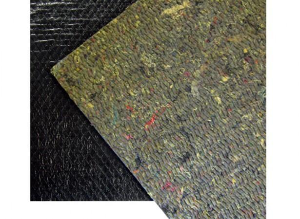 insonorisant feutre sur masse bitumeuse anti vibration infrasound
