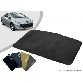 tapis coffre sur mesure peugeot 308 cc moquette aigu