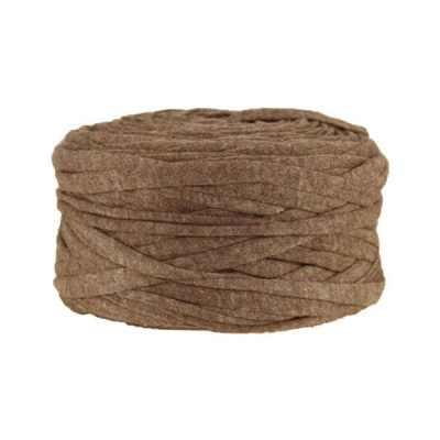 Bobine, pelote Trapilho Vintage léger terre d'ombre