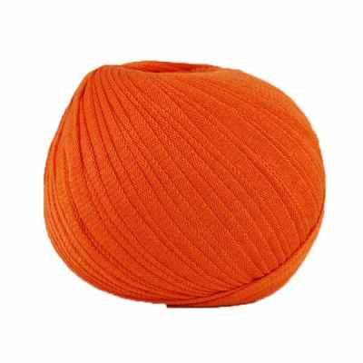 Trapilho Ribbon XL mandarine - Fil Ribbon Hoooked