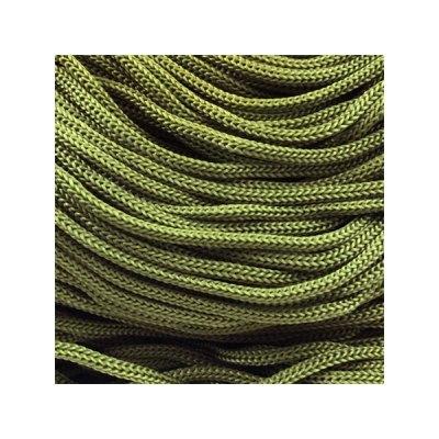 Cordon Swan Thai - Corde Thailandaise - Fil de 2mm - Vert véronèse - tricot - crochet - sacs