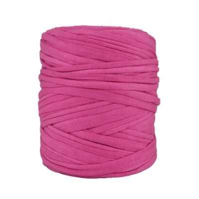 Trapilho, trapillo, tshirt yarn, bobine, pelote, tricot, crochet, rose