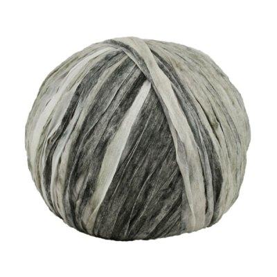 Trapillo Paper ultra léger - Camaïeu gris - Washi - Comptoir du fil
