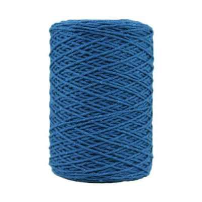 Coton bitord - Barbante - Fil de coton - Bleu