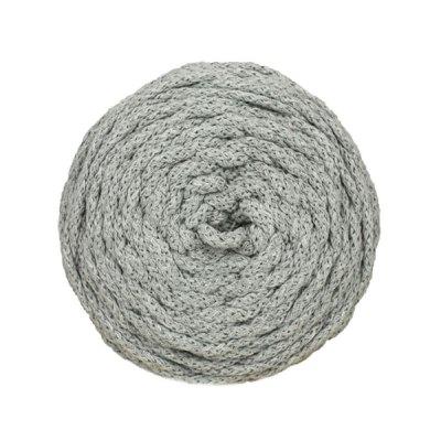 Cotton Air 4 mm Gris argent