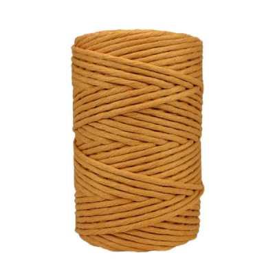 Coton-peigné-abricot