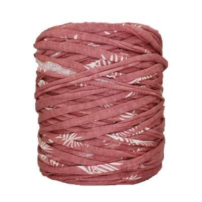 Trapilho-bobine-imprimé-rose-blanc
