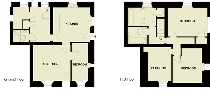 Mrs B Floorplan