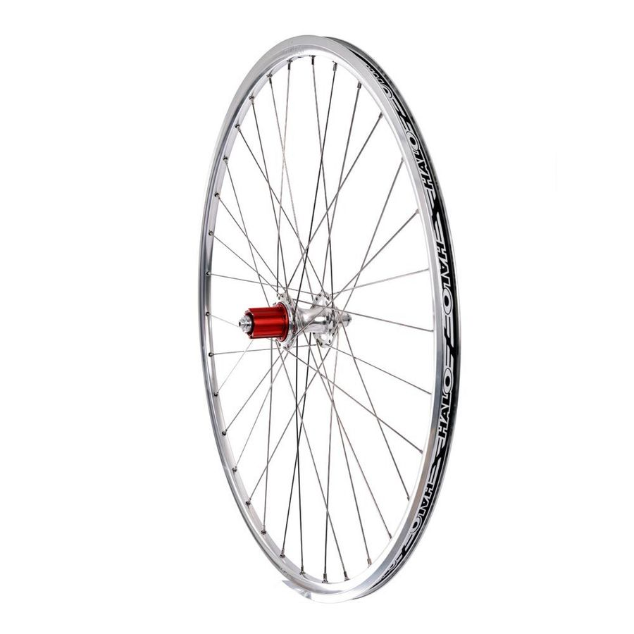Halo Retro 6D Wheels Polished Rear Campag :: £179.99