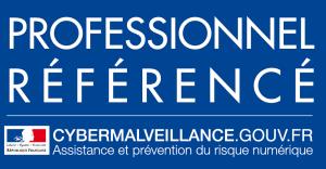 PROFESSIONNEL Rréférencé cybermalveillance.gouv.fr