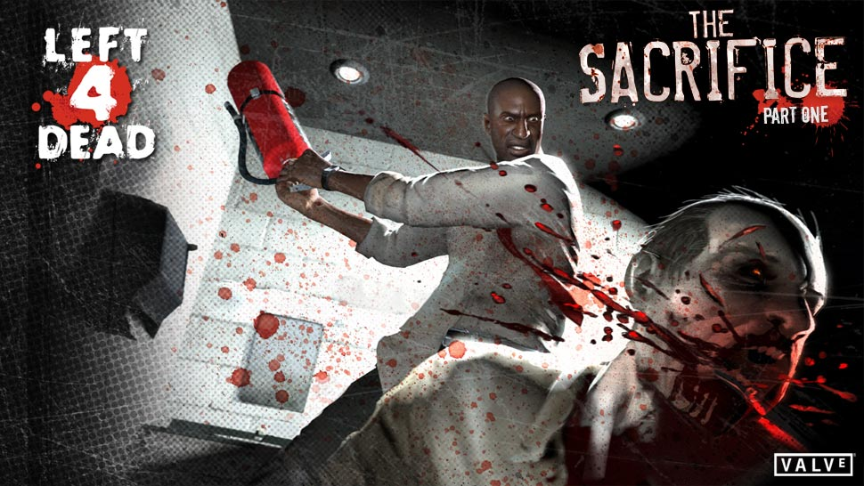 "Sacrifice – Comic ""Left 4 dead 2"""