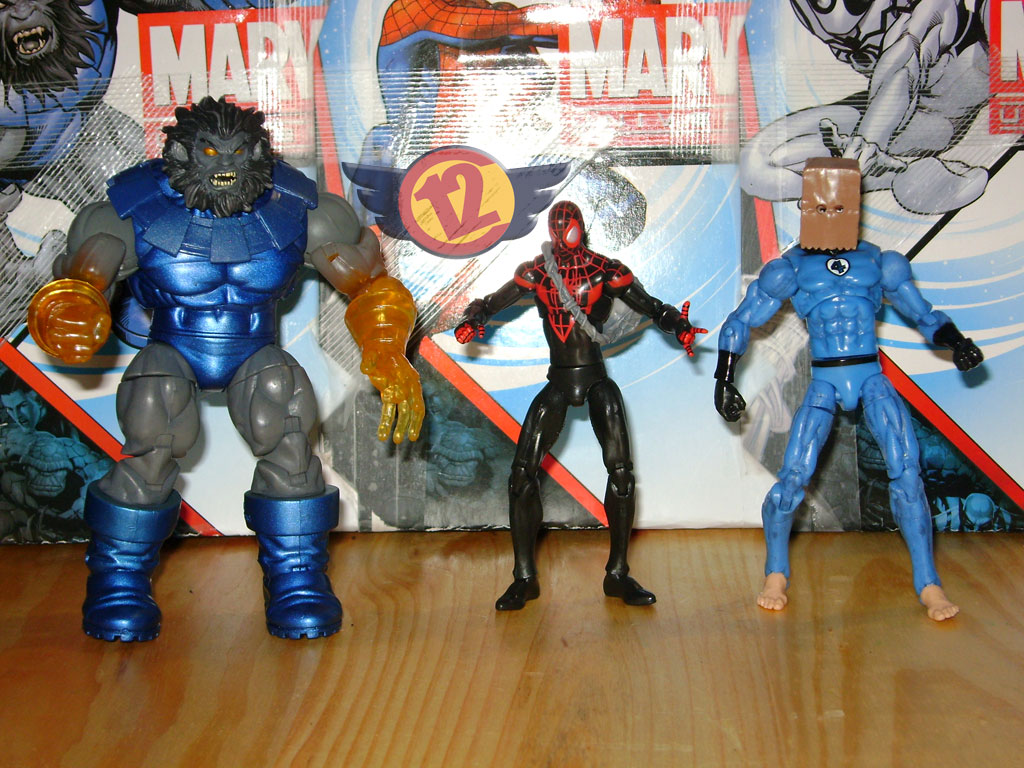 Las inconseguibles de Marvel Universe