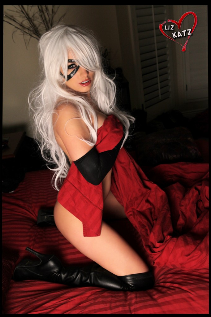 Liz Katz: Black Cat NSFW