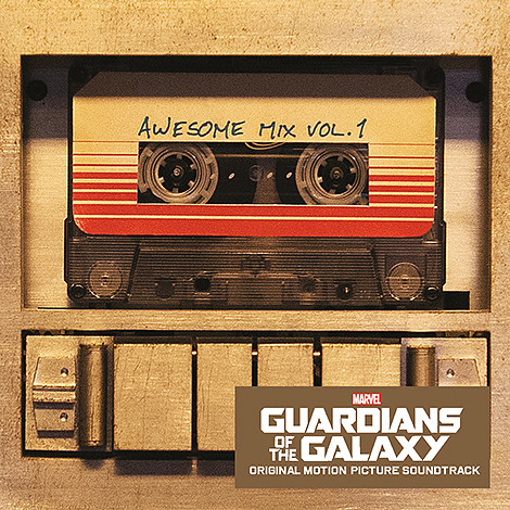 Guardians of the Galaxy - Awesome Mix Vol.1 OST