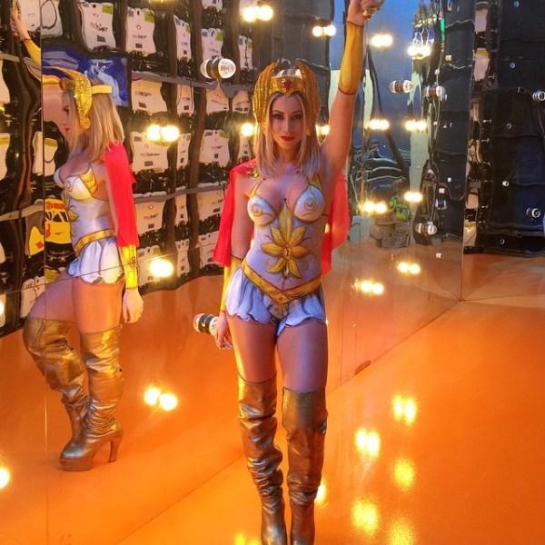 Carol Narizinho_bodypaint02