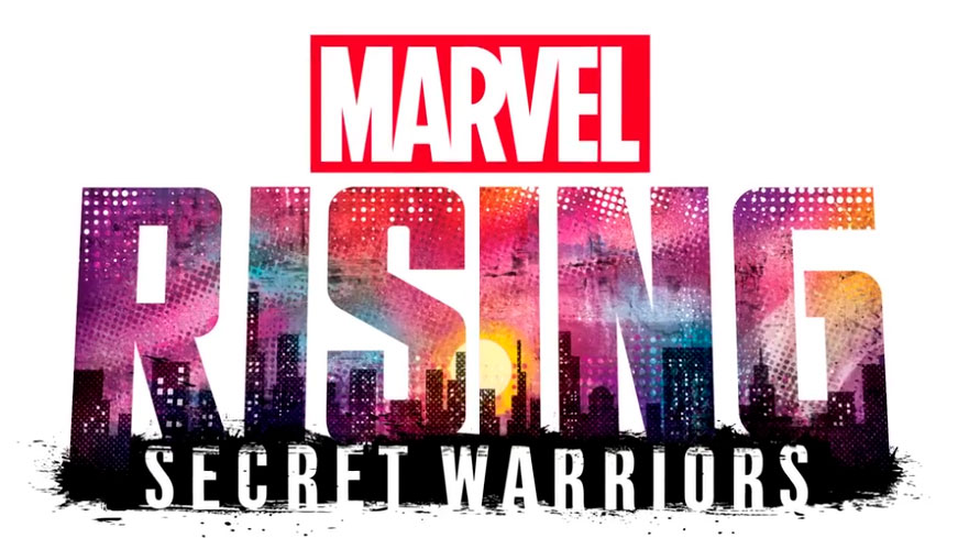 Marvel Rising: Secret Warriors primer vistazo