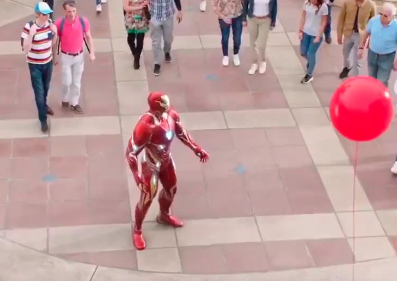 La nueva armadura de Iron Man para Avengers Infinity War