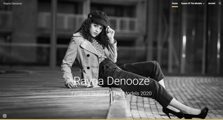 Model - Rayna Denooze
