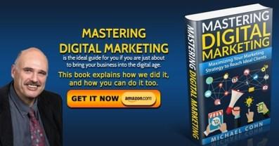 Mastering Digital Marketing Book on Amazon